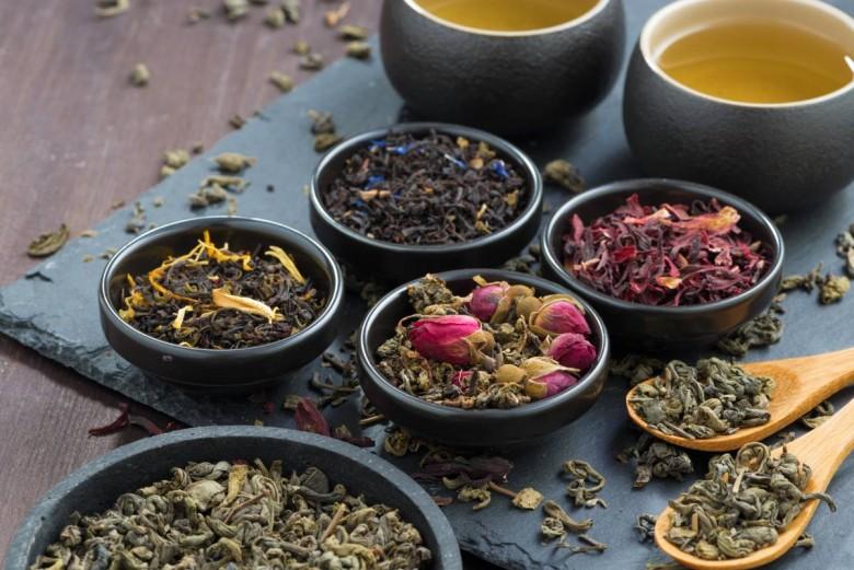 Neobične kombinacije sastojaka u čajnim mešavinama