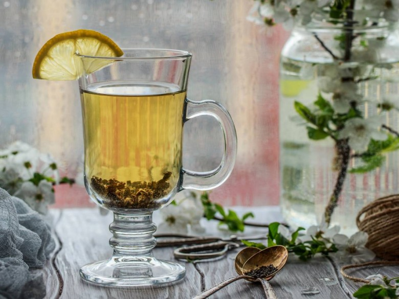 Blagodeti zelenog čaja