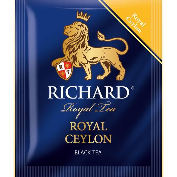 RICHARD Royal Ceylon - Crni cejlonski čaj, 50g