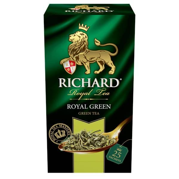 RICHARD Royal Green - Kineski zeleni čaj, 50g