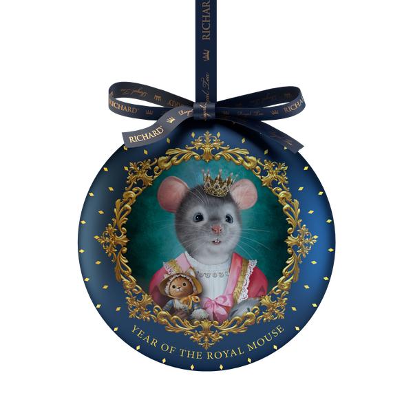 RICHARD Year of the Royal Mouse - Crni čaj, 20g rinfuz, BABY metalno pakovanje