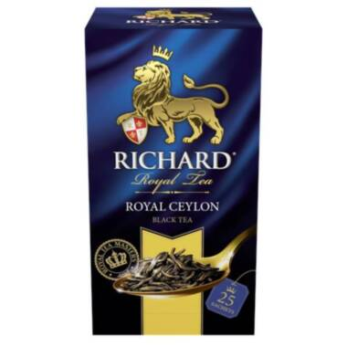 RICHARD Royal Ceylon - Crni cejlonski čaj, 50g