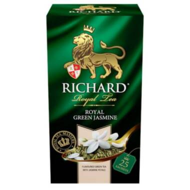 RICHARD Royal Green Jasmine  - Zeleni čaj sa jasminom, 50g