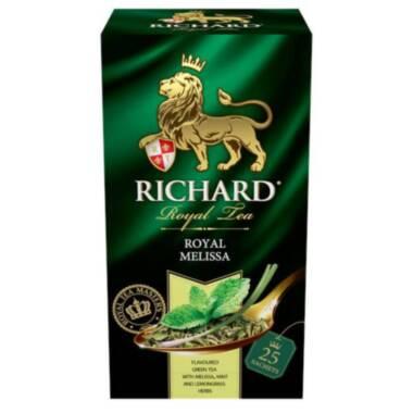 RICHARD Royal Melissa - Zeleni čaj sa melisom, 37,5g