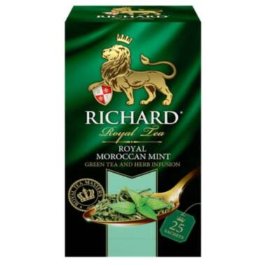 RICHARD Royal Moroccan Mint - Zeleni čaj sa mentom, 50g