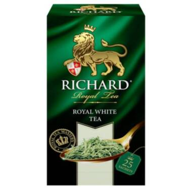 RICHARD Royal White Tea - Beli čaj, 37,5g