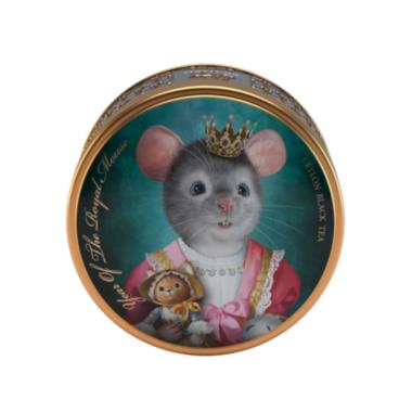 RICHARD Year of the Royal Mouse - Crni čaj, 40g rinfuz, BABY metalno pakovanje